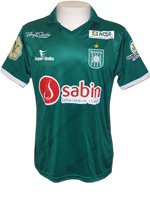 Camisa 1 Gama-DF 2013 Super Bolla Verde