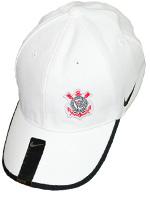 Boné Core Corinthians Nike Branco