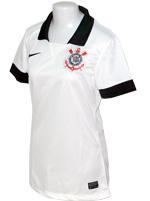 Camisa Feminina 1 Corinthians 13/14 Nike Branca