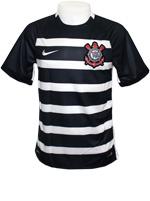 Camisa Jogo 2 Corinthians Nike 15/2016 Listr S/N