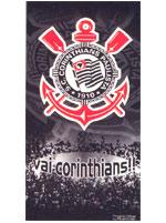 Toalha de Banho Veludo Corinthians Buettner 45090