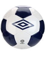 Bola de Futebol Umbro Neo Campo Branco/Azul N 5
