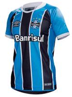 Camisa de Jogo 1 Grêmio 2017 Umbro Listrada S/N