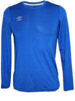 Camisa Manga Longa UV Umbro Basic Azul