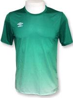 Camisa Umbro Twr Degradê Verde