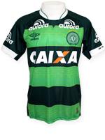 Camisa de Jogo 3 Chapecoense 2014/15 Umbro