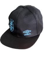 Boné Viagem Grêmio Umbro Preto