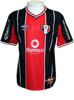 Camisa de Jogo Joinville 2015 Umbro Listrada