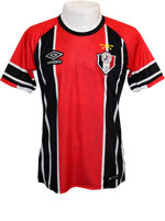 Camisa de Jogo 1 Joinville 2016 Umbro Listrada