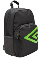 Mochila Diamond Umbro Grafite e Verde