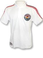 Camisa Polo Urubuzada Escudo Redondo