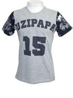 Camisa UziPapa 15 Cinza