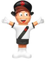 Boneco Mascote Vasco
