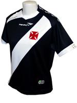 Camisa Feminina Vasco Penalty 2013/2014 Preta