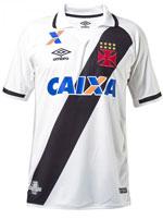 Camisa Jogo 1 Vasco 2017 Umbro Branca