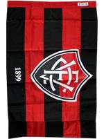 Bandeira 4P 256x180cm Vitória Mitraud