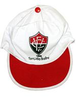 Boné Para Bebê E.C. Vitória - Branco