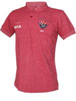 Camisa Polo Viagem Vitória 2017 Topper Vermelha