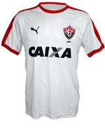 Camisa Goleiro Vitória 2016 Puma Cinza