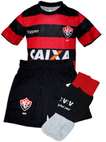 Kit Vitória Jogo 1 Infantil 2017 Topper