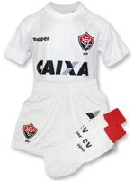Kit Vitória Jogo 2 Infantil 2017 Topper