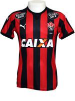 Camisa Juvenil Vit�ria 2015 Puma Listrada