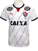Camisa Juvenil Vitória 2015 Puma Branca