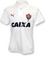 Camisa Juvenil Vitória 2016 Puma Branca