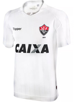 Camisa Jogo 2 Topper Vitória 2017 C/N