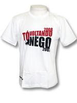 Camisa T� Voltando N�go