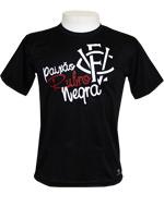 Camisa Paixão Rubro-Negra Preta